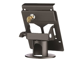 MMF POS Locking Payment Terminal Stand for MX 915, Black, MMFPSL9504, 30645256, Locks & Security Hardware