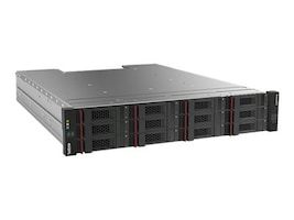 Lenovo ThinkSystem DS2200 LFF FC iSCSI Dual Controller Storage, 4599A31, 33983023, SAN Servers & Arrays