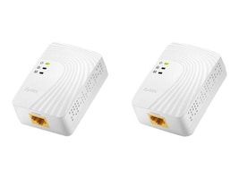 Zyxel PLA4101KIT 200MBPS Powerline Networkng  Kit Homeplug, PLA4101KIT, 15787660, Network Adapters & NICs