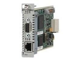 Allied Telesis Converteon Series Management Line Card, AT-CV5M02, 9086365, Network Transceivers