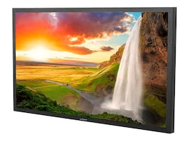 Peerless-AV 65 UV652 4K UHD LED-LCD Outdoor TV, Black, UV652, 36994289, Televisions - Commercial