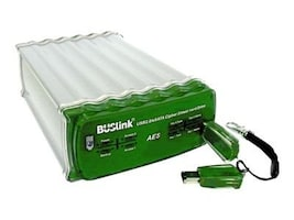 Buslink Media 500GB CipherShield AES 256-bit Encryption USB 2.0 External Hard Drive, CSE-500-U2, 11717314, Hard Drives - External