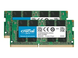 Micron Consumer Products Group CT2K8G4SFRA266 Main Image from Front