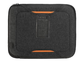 Shaun Jackson Flak Jacket Slim Sleeve for 11 Notebook, Gray, FJS011GRY, 34288014, Carrying Cases - Notebook