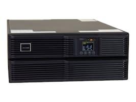 Liebert GXT4 6000VA Online UPS 208 120V w  Rackmount Kit, Webcard, GXT4-6000RT208, 18382060, Battery Backup/UPS