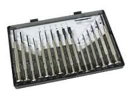 C2G 16-Piece Jeweler Screwdriver Set, 38014, 8353302, Tools & Hardware