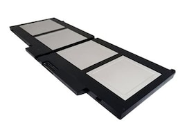 Total Micro 62WHr 4-Cell Battery for Dell, 451-BBTW-TM, 34557587, Batteries - Notebook