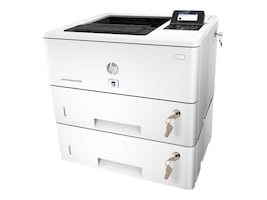 Troy M506dtn MICR Printer w  (2) Trays & (2) Locks, 01-04610-221, 32044198, Printers - Laser & LED (monochrome)