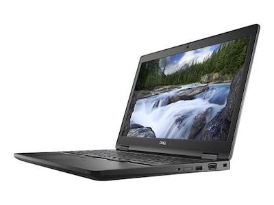 Dell Latitude 5590 Core i5-8250U 1.6GHz 8GB 500GB ac BT WC 4C 15.6 HD W10P64, GT5DK, 35058587, Notebooks