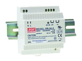 Transition Industrial Power Supply 12VDC Universal AC DIN Rail Mount, 25083, 15672993, Power Supply Units (internal)