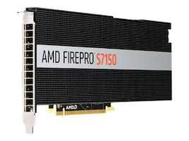 Sapphire Firepro S7150 PCIe 3.0 x16 Graphics Card, 8GB GDDR5, 100-505721, 32063760, Graphics/Video Accelerators
