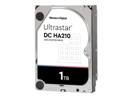 HGST 1TB SATA 7.2K RPM Ultra 512n SE 3.5 Internal Hard Drive - 128MB Cache, 1W10001, 32200921, Hard Drives - Internal