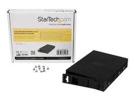 StarTech.com 2.5 SATA SAS SSD HDD to 3.5 SATA Hard Drive Converter, 25SATSAS35, 13352013, Drive Mounting Hardware