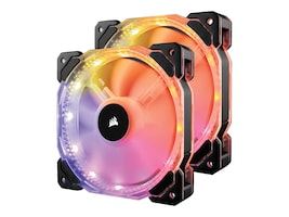 Corsair HD140 RGB LED, CO-9050069-WW, 33873967, Cases - Systems/Servers