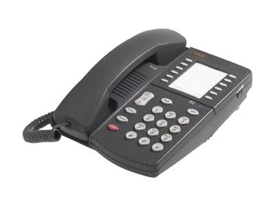 Avaya Definity 6221 Single-Line Corded Phone, 700287758, 5986631, Telephones - Business Class