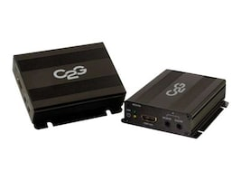 C2G HDMI HDBaseT Lite over Cat5 Extender Kit, 29457, 17600192, Video Extenders & Splitters