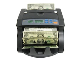 Royal Sovereign Cash Counter 1000 Bill Per Minute Back Loading, RBC-650PRO, 31203871, Cash Drawers