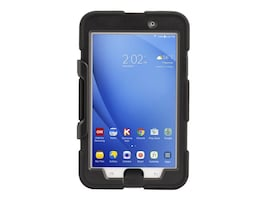 Griffin Survivor All-Terrain Case for Samsung Galaxy Tab A 7, Black, GB43285, 34573270, Carrying Cases - Tablets & eReaders