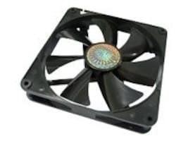 Cooler Master Silent Fan 140mm, Black, R4-S4S-10AK-GP, 11770844, Cooling Systems/Fans