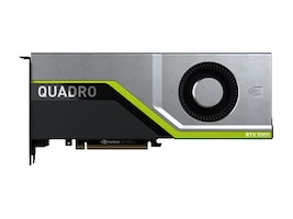 PNY Quadro RTX 5000 Graphics Card, 16GB, VCQRTX5000-SB, 36258724, Graphics/Video Accelerators