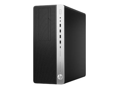 HP EliteDesk 800 G3 3.6GHz Core i7 8GB RAM 1TB hard drive, 1FY71UT#ABA, 33652742, Desktops
