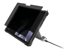 Kensington Blackbelt Rugged Case, Keyed Cable Lock, & FP123 Privacy Screen, K97606, 34561033, Carrying Cases - Tablets & eReaders