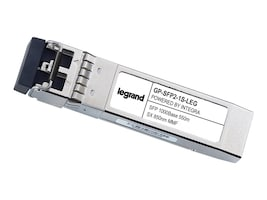 C2G (Cables To Go) GP-SFP2-1S-LEG Main Image from Left-angle