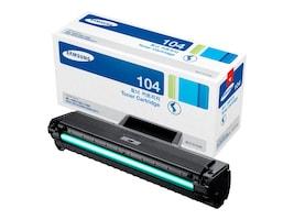 Samsung Black Toner Cartridge for ML1665 Printer, MLT-D104S, 12488331, Toner and Imaging Components