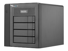 Apple 12TB PROMISE Pegasus2 R4 Thunderbolt 2 RAID System, HJCD2LL/A, 30976741, Hard Drives - External