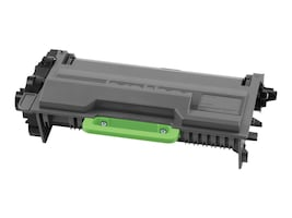 Brother Black TN880 Super High Yield Toner Cartridge, TN880, 31303354, Toner and Imaging Components
