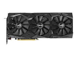 Asus ROG-STRIX-RTX2060S-A8G-GAMING Main Image from Front