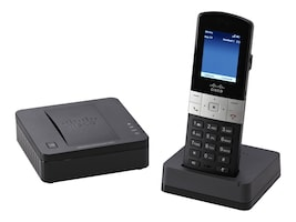 Cisco SPA302DKIT-G1 Multi-Line DECT Handset with Base Station, SPA302DKIT-G1, 15242053, Telephones - Business Class