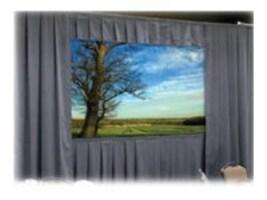 Da-Lite Ultra Velour Drapery Kit for Truss Frames, 8'6 x 14'4, 36633, 31608238, Projector Screen Accessories