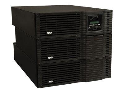 Tripp Lite 6000VA UPS Smart Online Rack Tower PureSine 6kVA 200-240V Hardwired, SU6000RT3U, 303343, Battery Backup/UPS