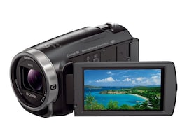 Sony HDRCX675/B Main Image from Right-angle