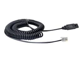VXi 1026V Quick Disconnect Cord, 30047, 10734016, Phone Accessories
