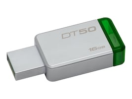 Kingston DT50/16GB Main Image from Left-angle