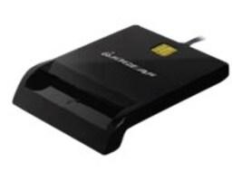 IOGEAR USB Common Access Card Reader (Non-TAA), GSR212, 19802290, PC Card/Flash Memory Readers
