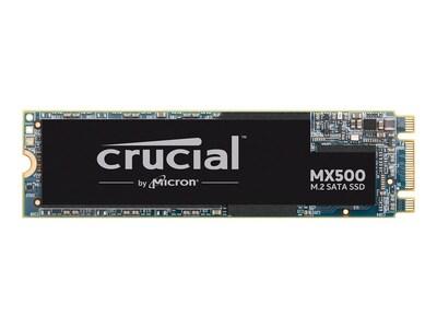 Crucial 250GB Crucial MX500 SATA 6Gb s M.2 280 Internal Solid State Drive, CT250MX500SSD4, 35376294, Solid State Drives - Internal
