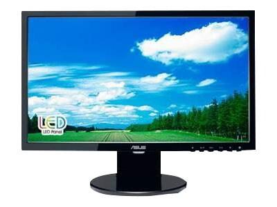 Asus 19 Wide VE198T LED Monitor - Black, VE198T, 12700071, Monitors