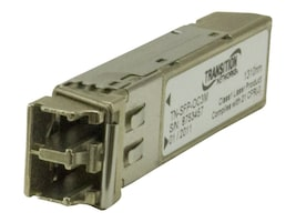 Transition Networks TN-SFP-GE-100FX Main Image from Right-angle