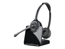 Plantronics CS520 Headset Wireless DECT 6.0 with HL10 Lifter, 84692-11, 14401243, Headsets (w/ microphone)