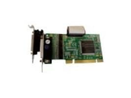 Brainboxes 4xRS232 Low Profile PCI Serial Port Card with LPT Parallel Port for Printer, UC-263, 15251224, Controller Cards & I/O Boards