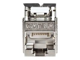 Ortronics Cat6a Shielded Keystone Jack., TKS6A, 33743370, Premise Wiring Equipment