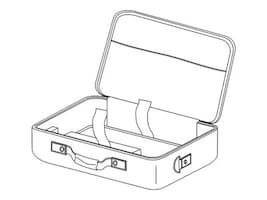 BenQ Soft Carrying Case MX72 6 MW727 MH741, 5J.JCM09.001, 32334865, Carrying Cases - Other
