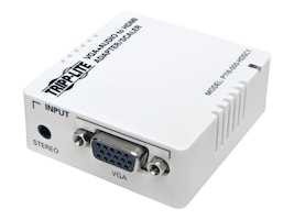 Tripp Lite VGA with Audio to HDMI Converter Scaler, P116-000-HDSC1, 27414414, Scan Converters