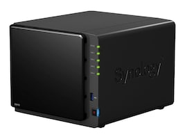 Synology DS416 Main Image from Right-angle