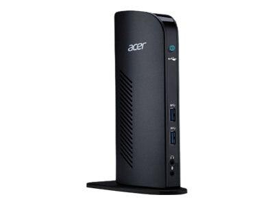 Acer Universal USB 3.0 Docking Station, NP.DCK11.003, 15100426, Docking Stations & Port Replicators