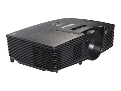 InFocus IN116XV WXGA 3D DLP Projector, 3400 Lumens, Black, IN116XV, 34696991, Projectors