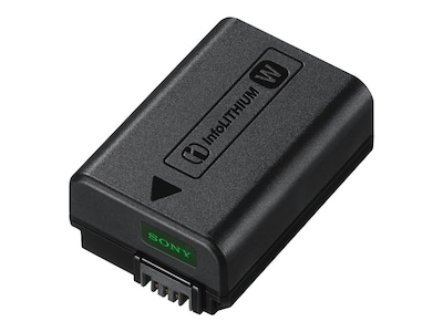Sony InfoLithium Rechargeable 7.7Wh, 1080mAh Battery for NEX Series Digital Cameras, NPFW50, 11625381, Batteries - Camera